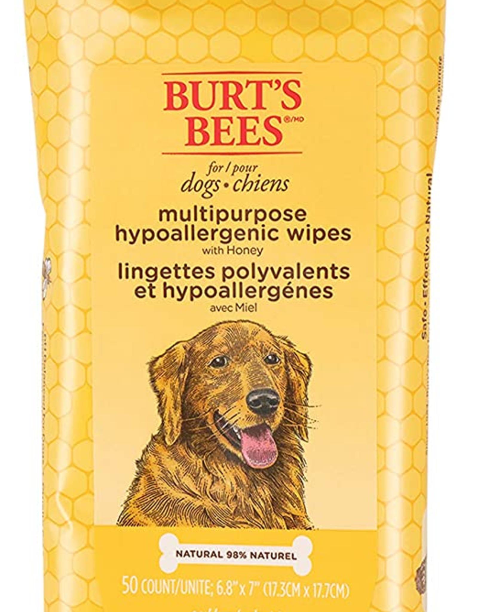 Burt's Bees Burt's Bees Hypoallergenic Wipes 50