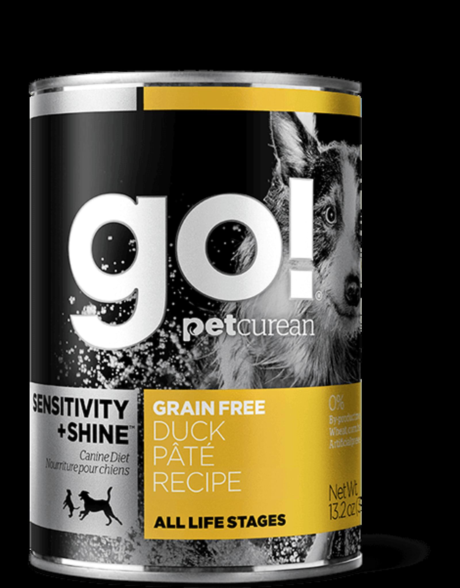 GO GO! Dog Can