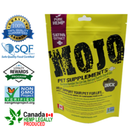 Mojo Mojo Pet Supplement