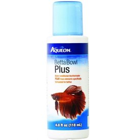 Aqueon Aqueon Betta Bowl Conditioner Plus 4 oz