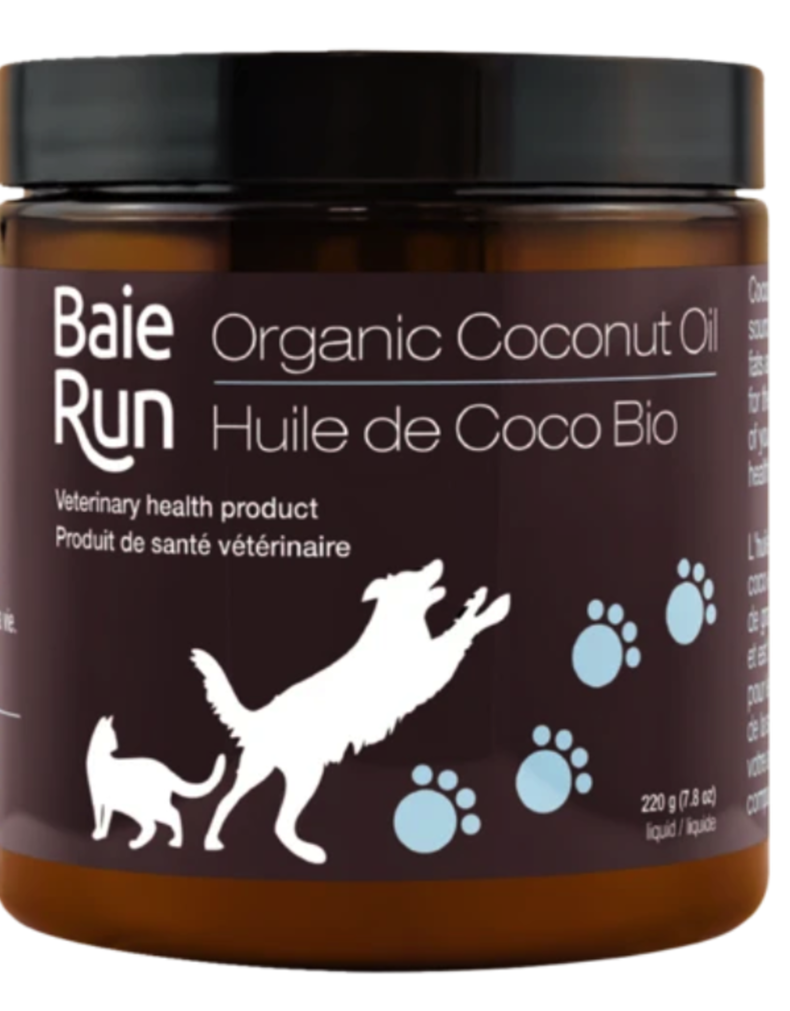 Baie Run Baie Run Organic Coconut Oil