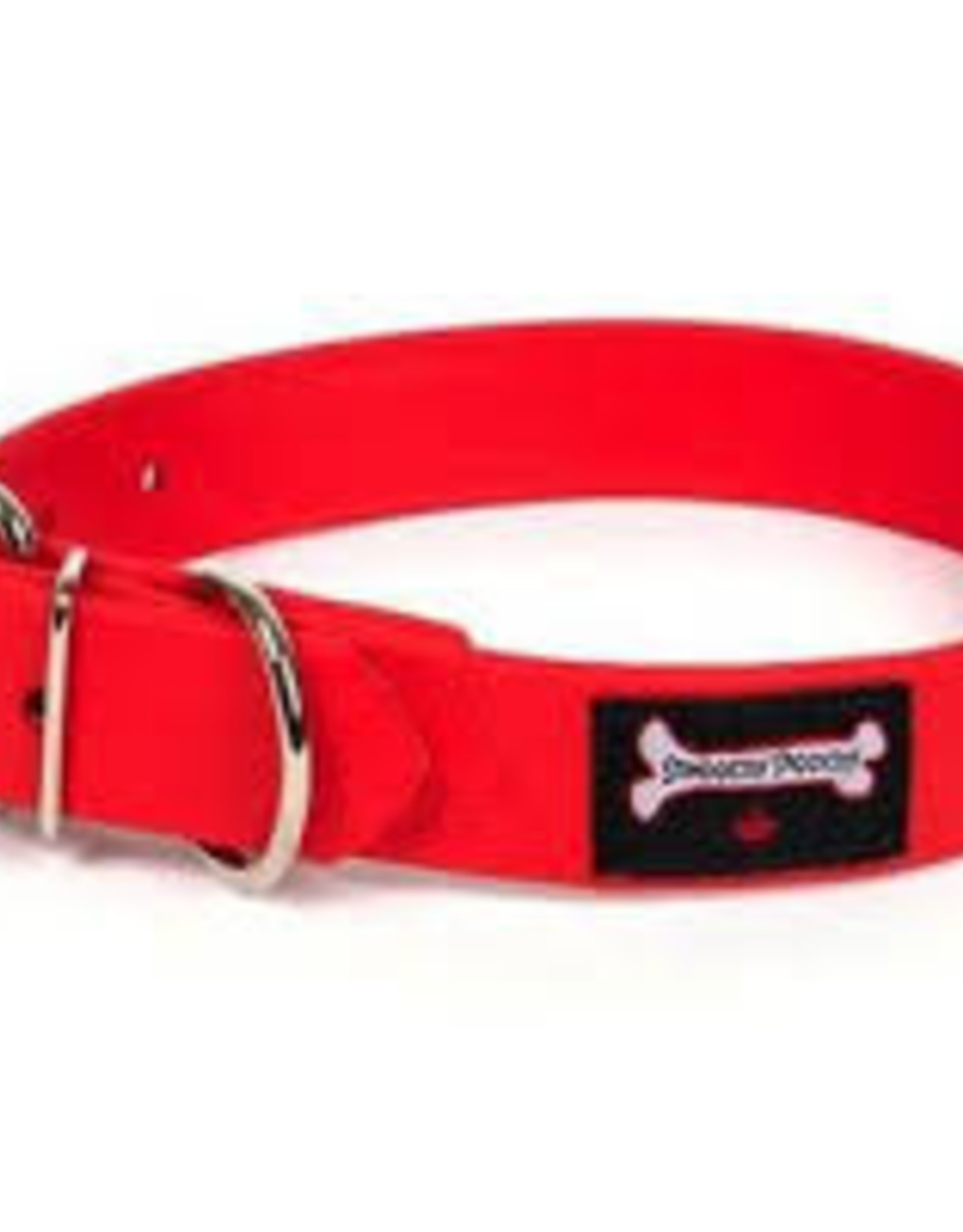 Smoochy Poochy Smoochy Poochy  Cat Collar Red