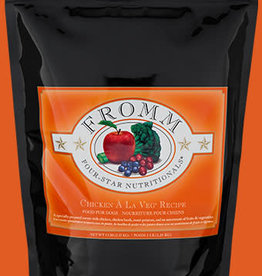 Fromm Fromm Four Star-All Formulas & Sizes