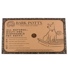 Bark Potty Bark Potty All Natural Coconut Layered Pet Potty