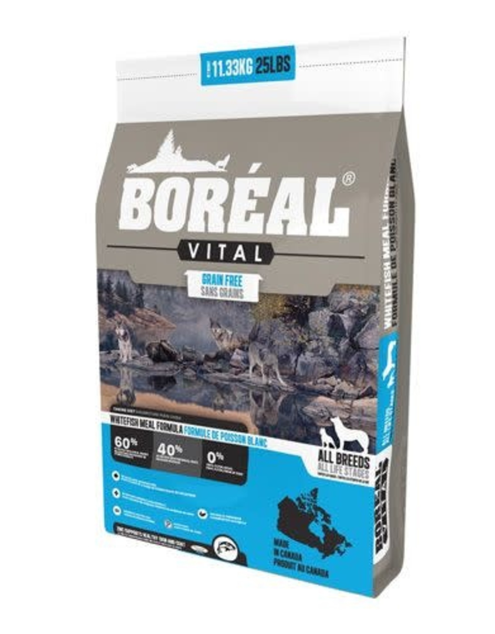 Boreal Boreal Vital Dry Dog