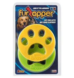 Fur Zapper Fur Zapper Pet Hair Remover 2 Pk