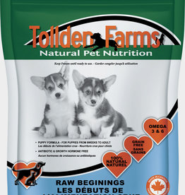 Tollden Tollden Farms Raw Beginnings Puppy 8 LB