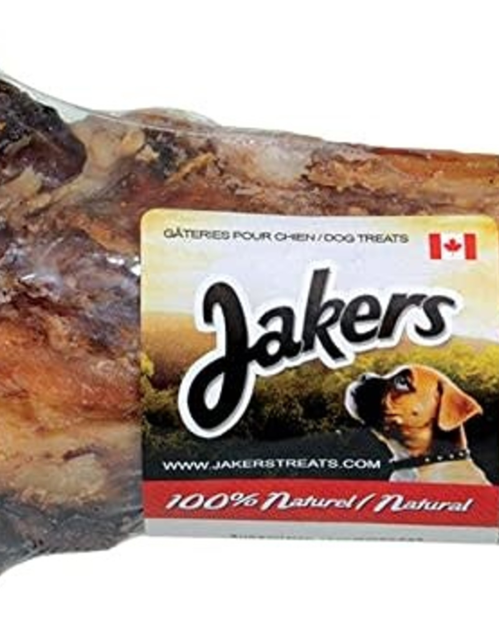 """Jakers Jakers Beef Marrow Bone 7-9"""""""