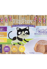 Little Big Paws Little Big Paws  Poultry Variety Cat 6 pc
