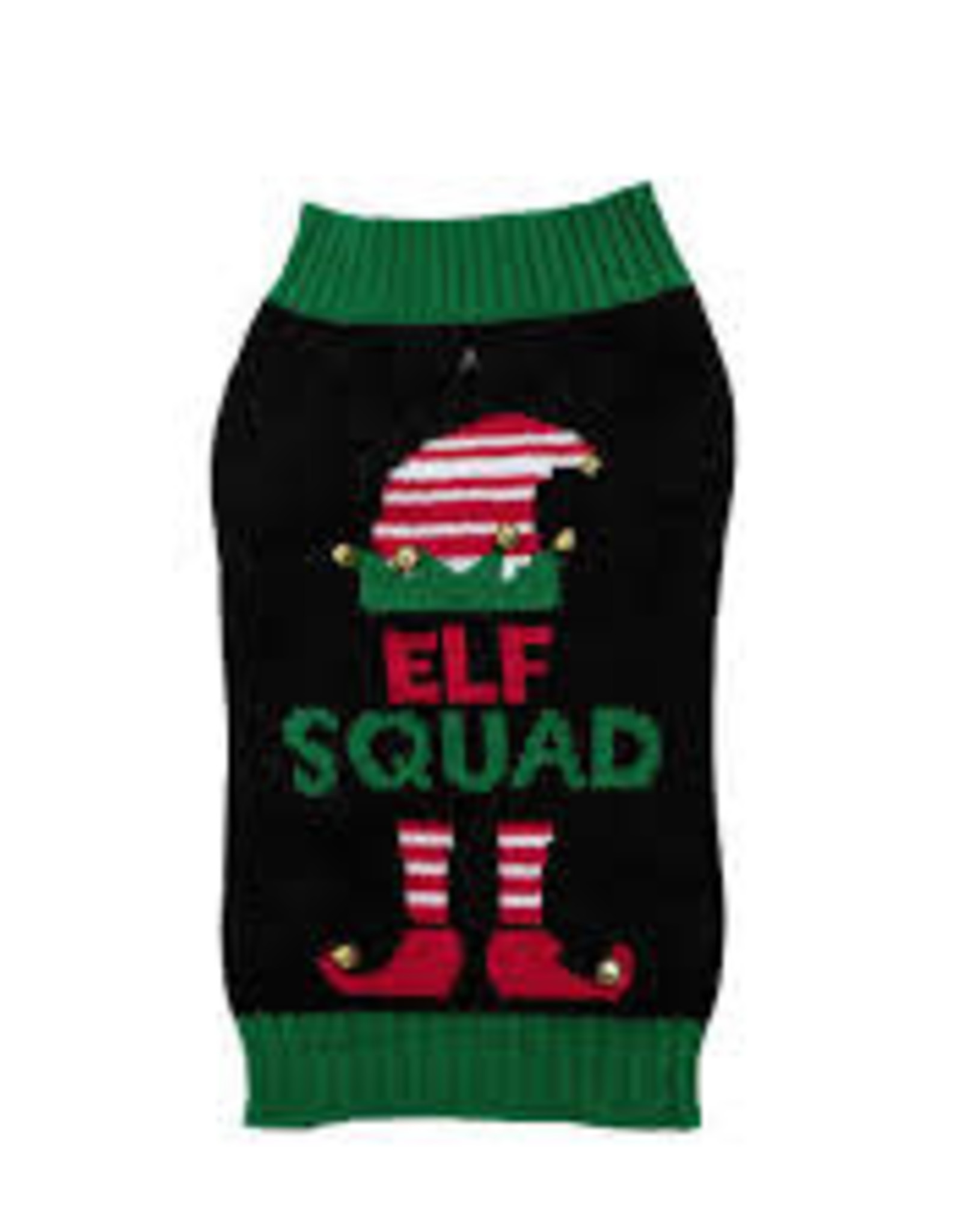 Silver Paw Silver Paw Elf Squad Sweater Small