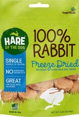 Hare of the Dog Hare Of The Dog Freeze Dried Rabbit 63 g
