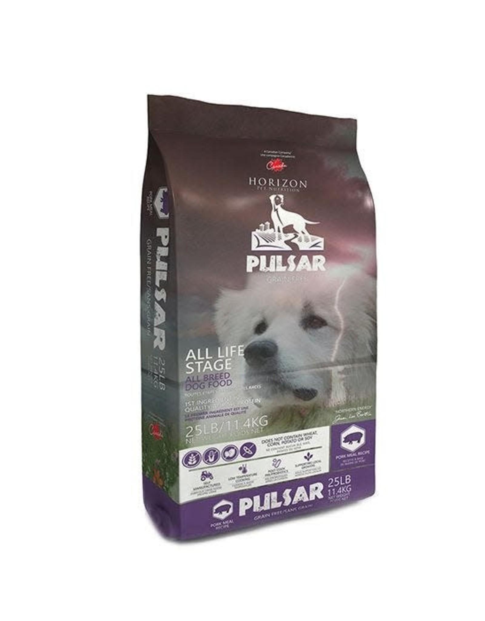 Pulsar Horizon Pulsar Dog-All Formulas & Sizes-