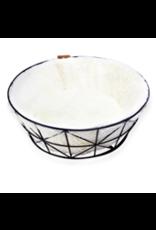 Be One Breed Be One Breed Cat Metal Wire Basket & Foam Cushion