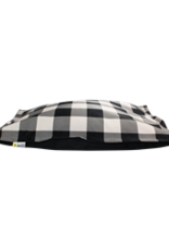 Be One Breed Be One Breed Cloud  Bed Plaid Black Med