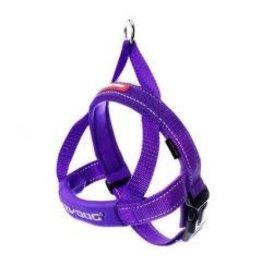 Ezydog Ezydog Quick Fit Harness Purple Small