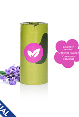 Earth Rated Earth Rated Single Roll  15 Waste Bags Lavender