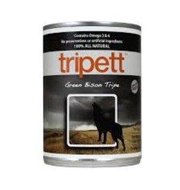 Petkind Tripett  Green Bison Tripe Can 12 oz