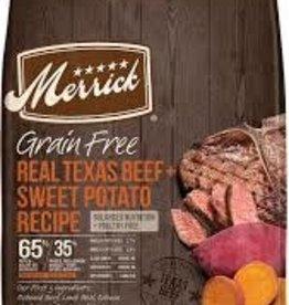 Merrick Merrick Texas Beef & Sweet Potato 22 LB Dog Dry