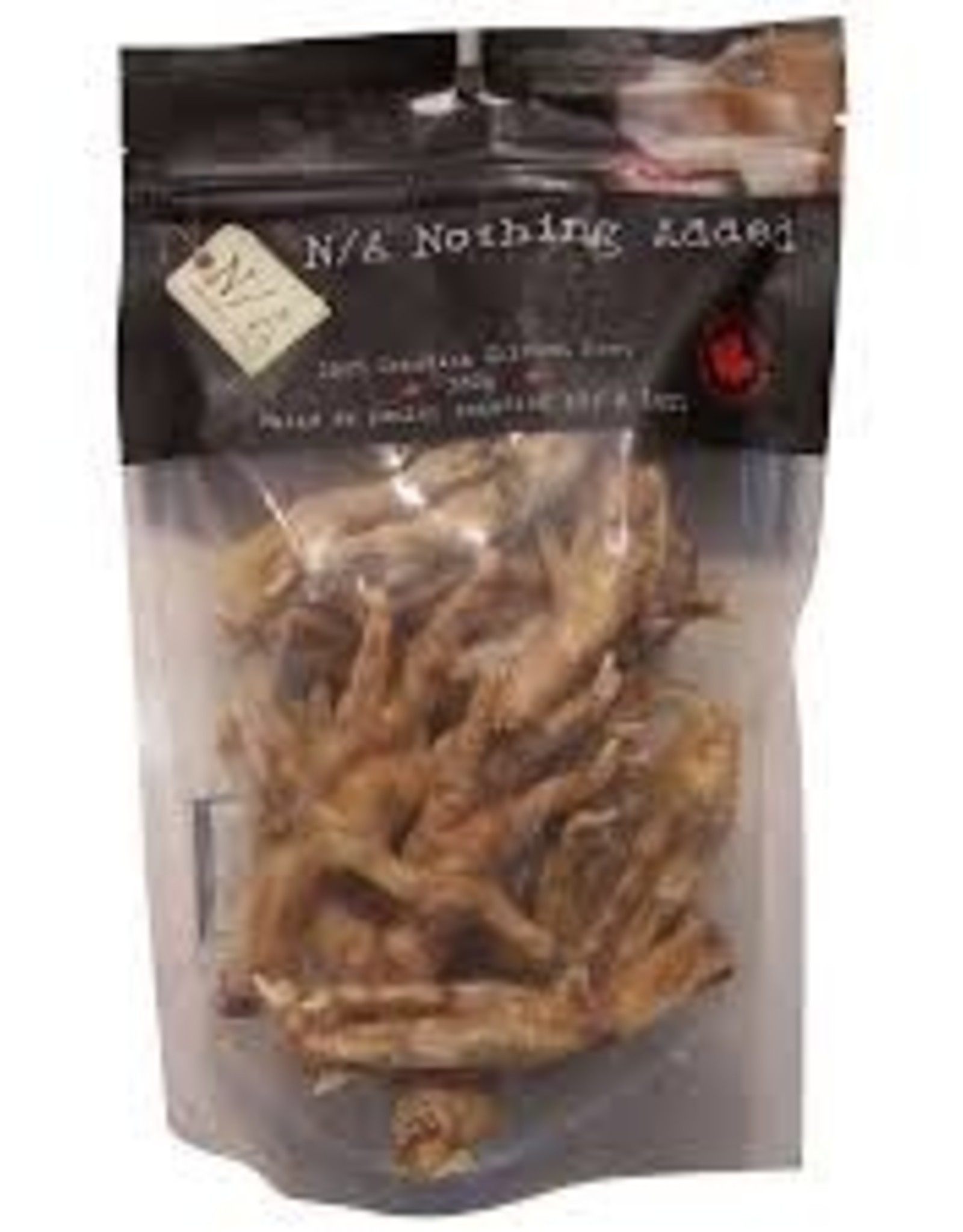 Nothing Added Nothing Added Duck Feet 150 g