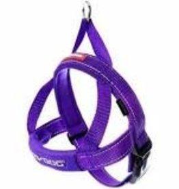 Ezydog EzyDog Quick Fit Harness Purple XL