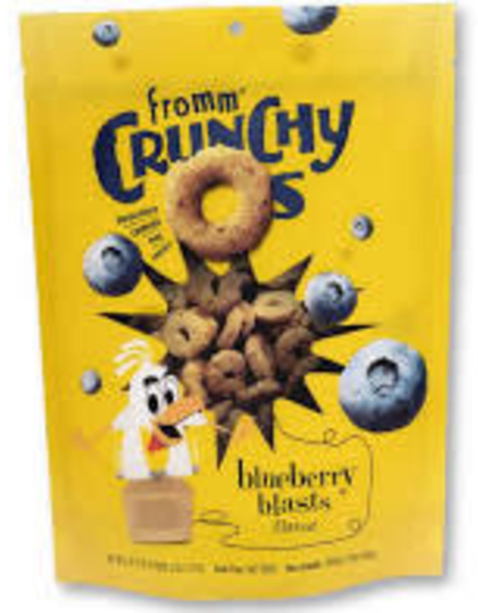 Fromm Crunchy Os Blueberry Blast