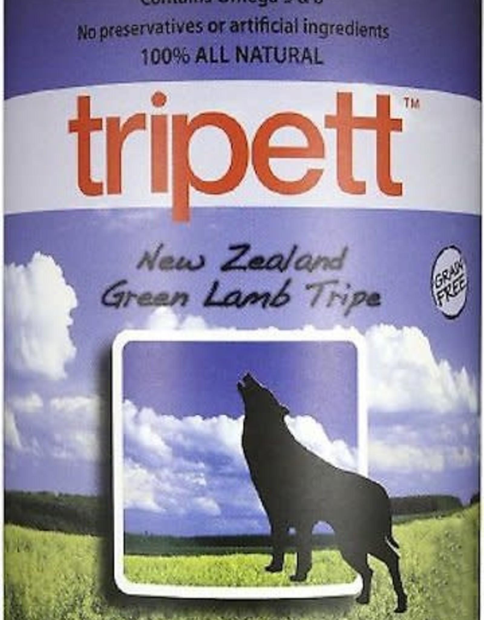 Petkind Tripett Lamb Tripe  12 oz