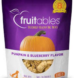 Fruitables Fruitables Pumpkin & Bueberry 198g