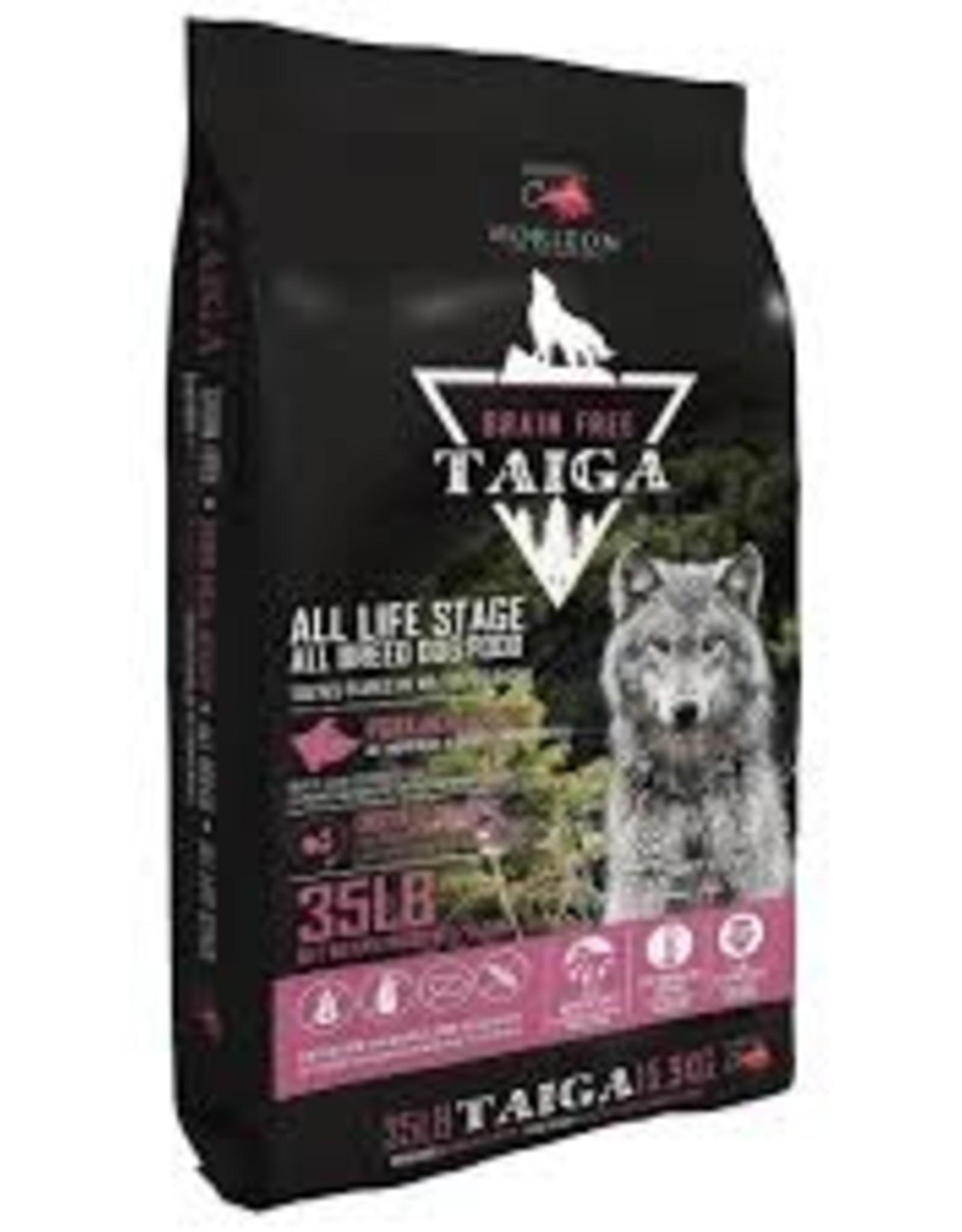 Horizon Taiga Grain Free Dog- Pork or Chicken