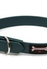 "Smoochy Poochy Smoochy Poochy Collar Polyvinyl W Buckle 16""- 20"" x 1"" Jaguar"