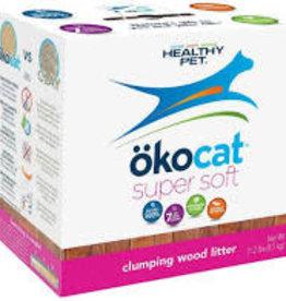 Oko Okocat  Wood Litter Clumping  16.7 LB