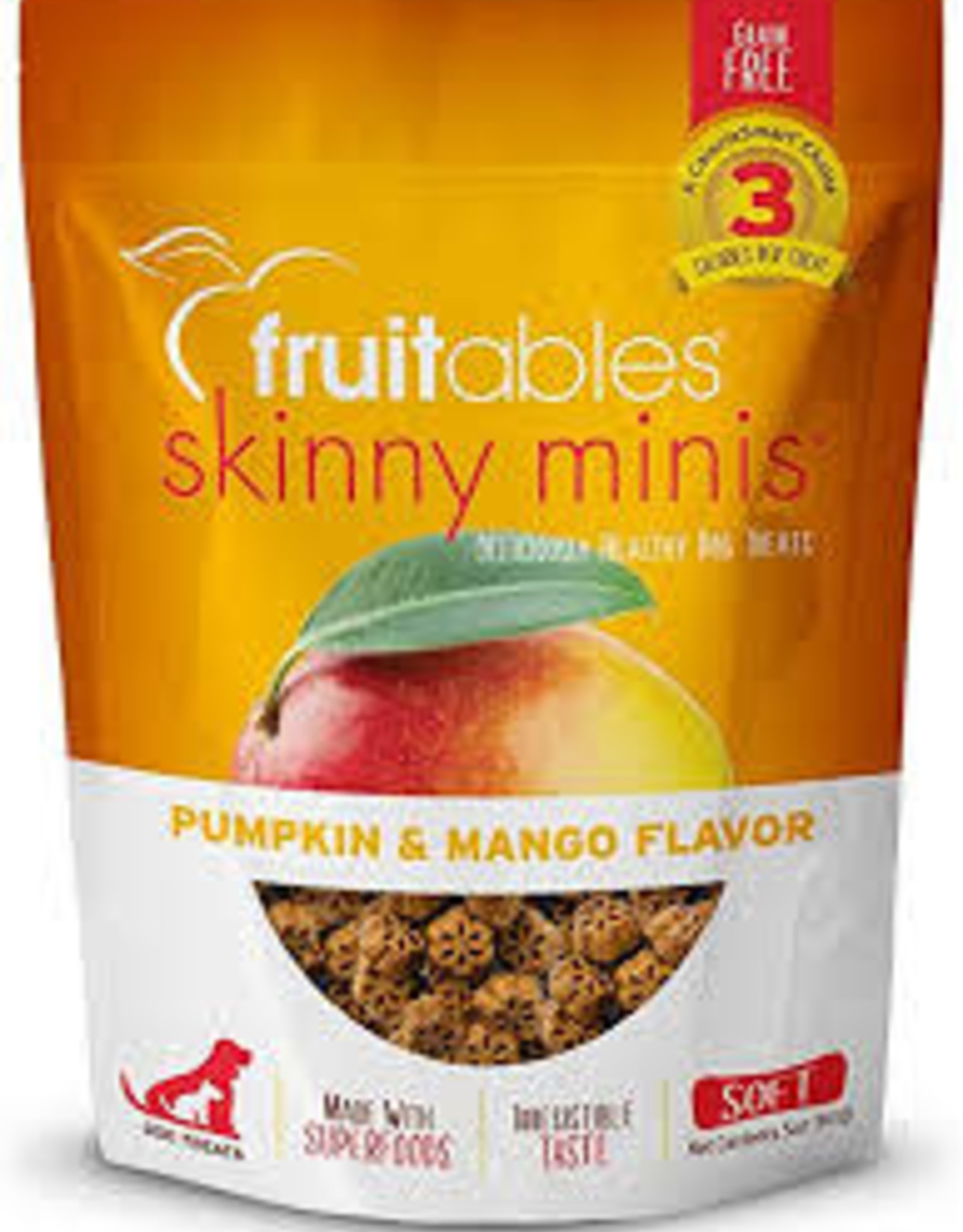 Fruitables Fruitables Pumpkin Mango 5 oz