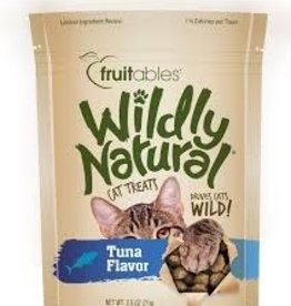 Fruitables Fruitables Cat Treat Tuna 2.5 oz