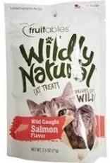 Fruitables Fruitables Cat Treat Salmon 2.5 oz