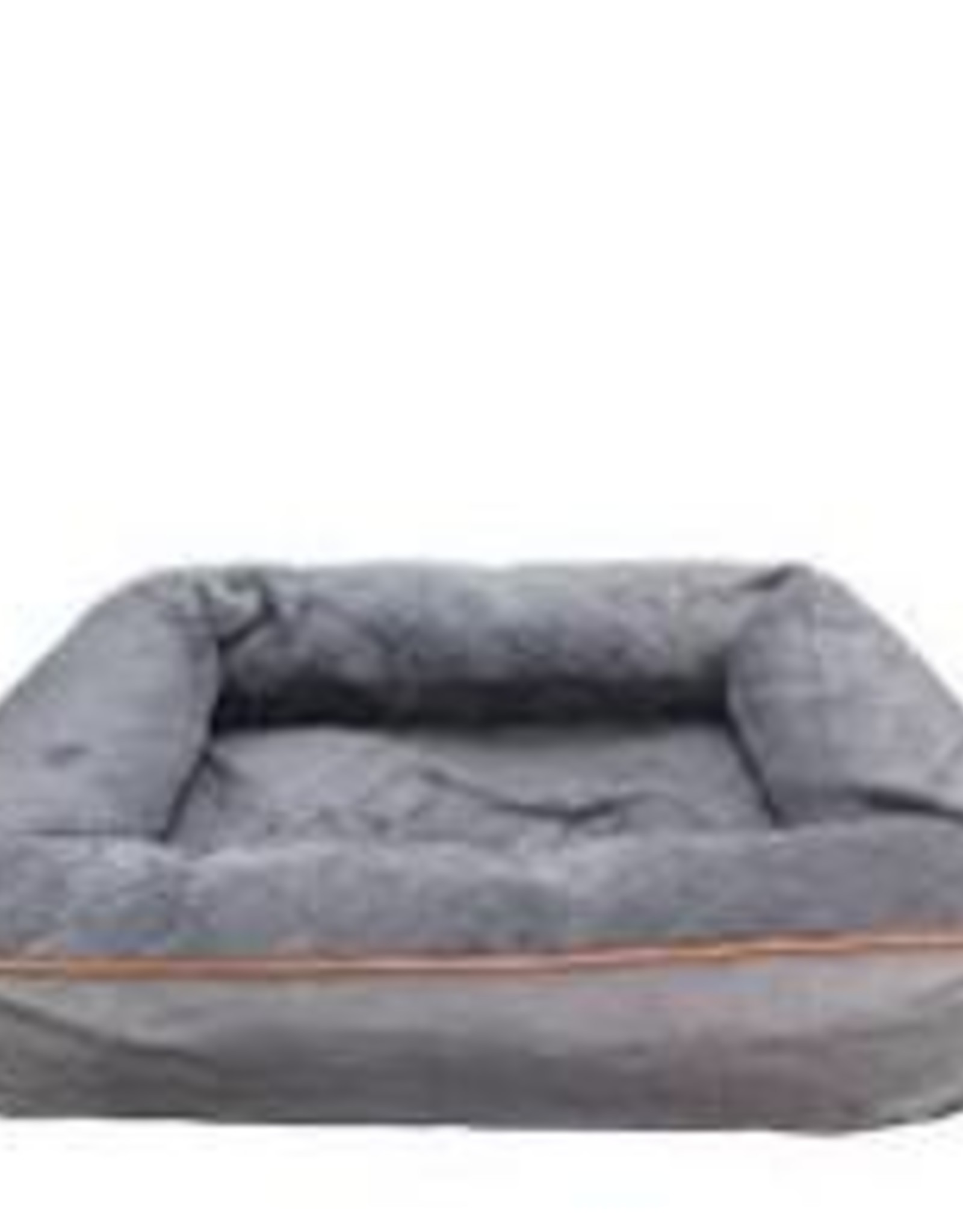 """Be One Breed Be One Breed Snuggle Bed Dark Grey Med 23"""" x 30"""""""