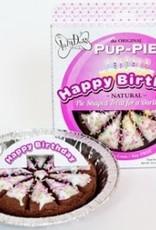 Lazy Dog Lazy Dog  Pup Pie Happy Birthday Girl