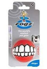 Rogz Rogz Grinz Treat Ball 2 inch