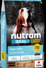 Nutram Nutram Weight Control  I18  4.4 LB