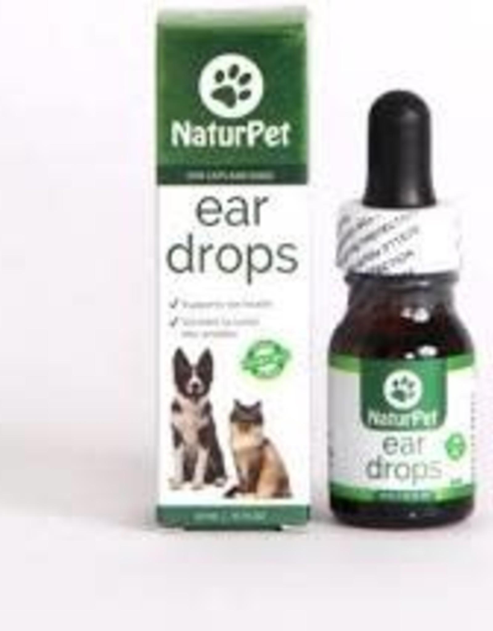 NaturePet NaturPet Ear Drops 10 ml