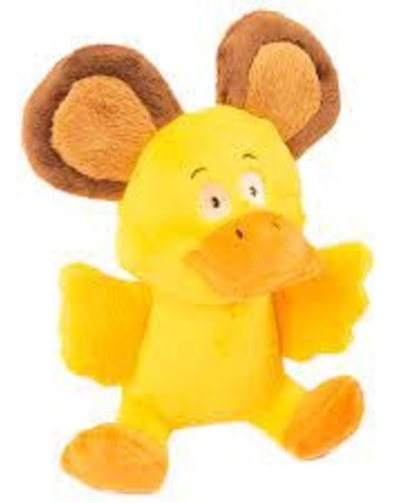 GoDog GoDog Duck Bear Silent Squeak Large