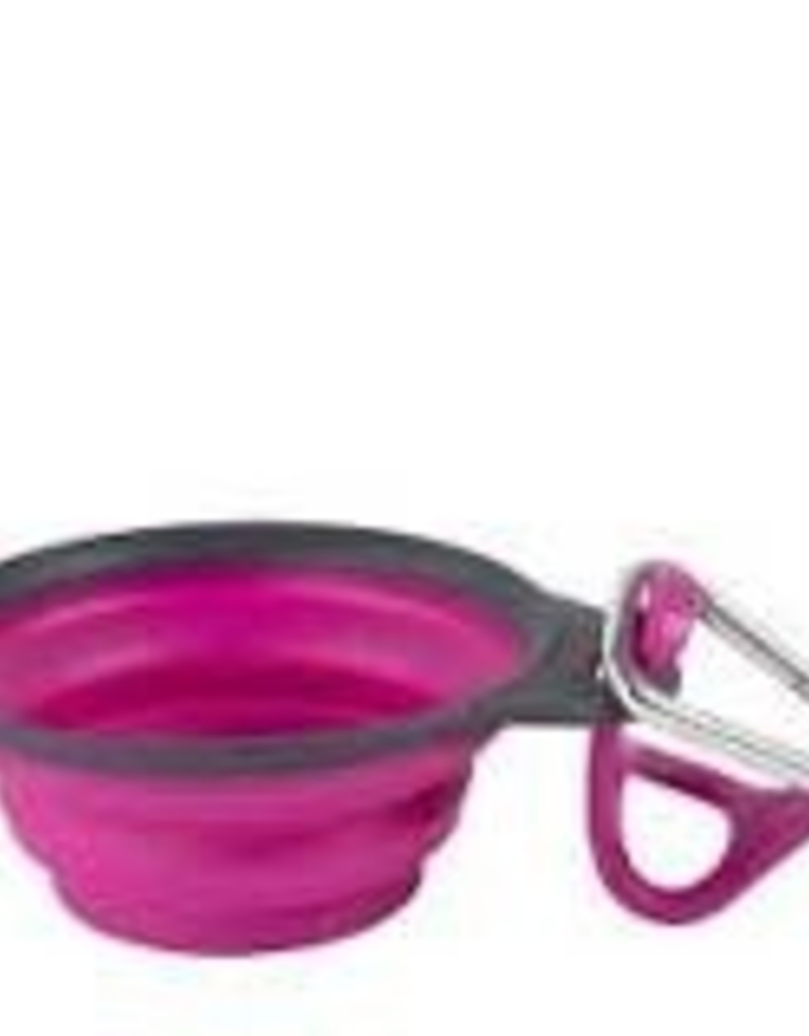 Dexas Dexas Collapsibe Travel  Cup Fuscia 2 Cup