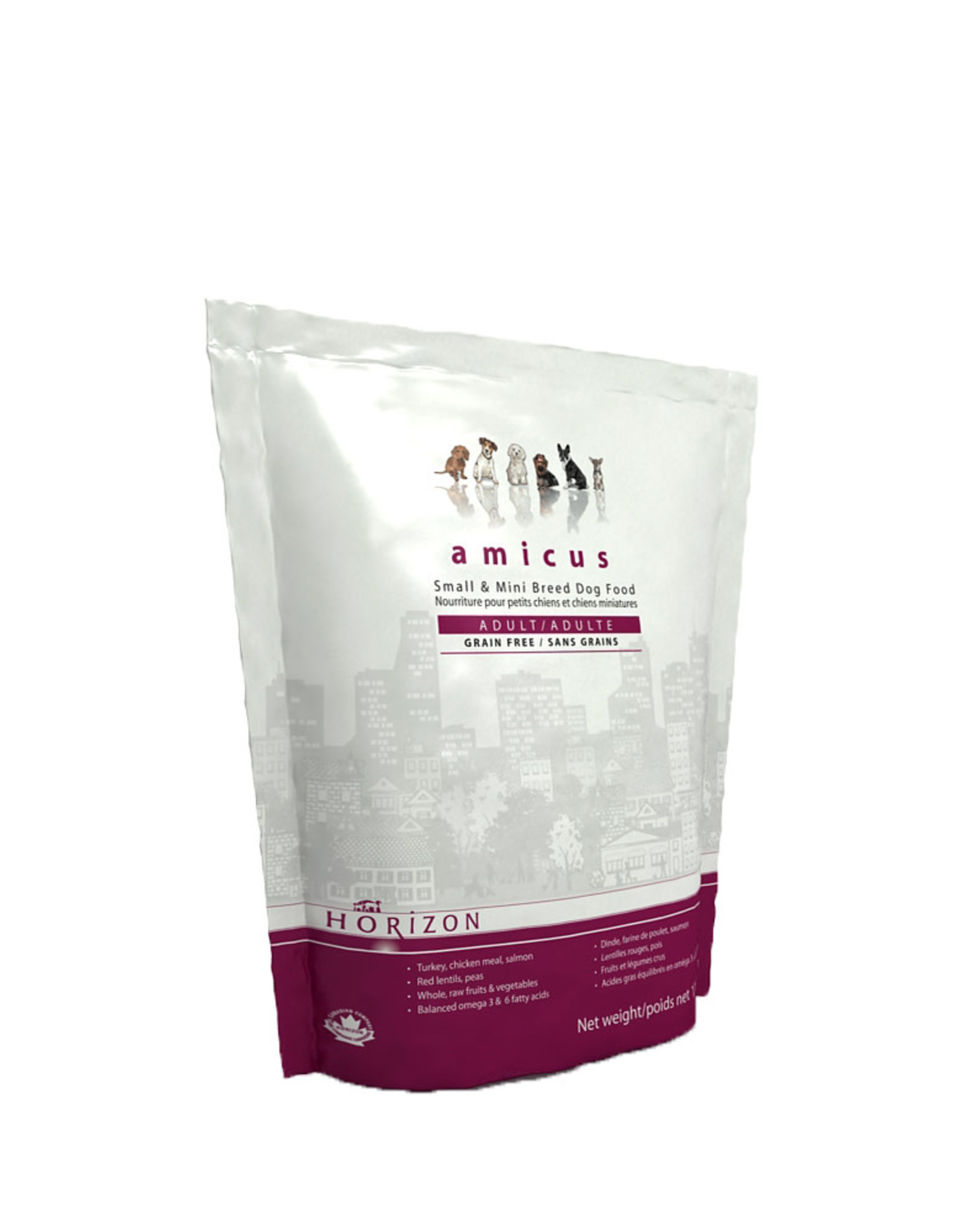 Amicus Amicus Small Breed Dry Food-All Formulas & Sizes-