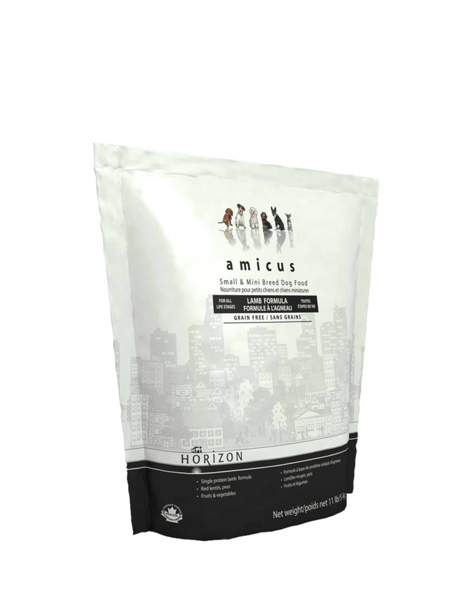 Amicus Amicus Small Breed Dry Food