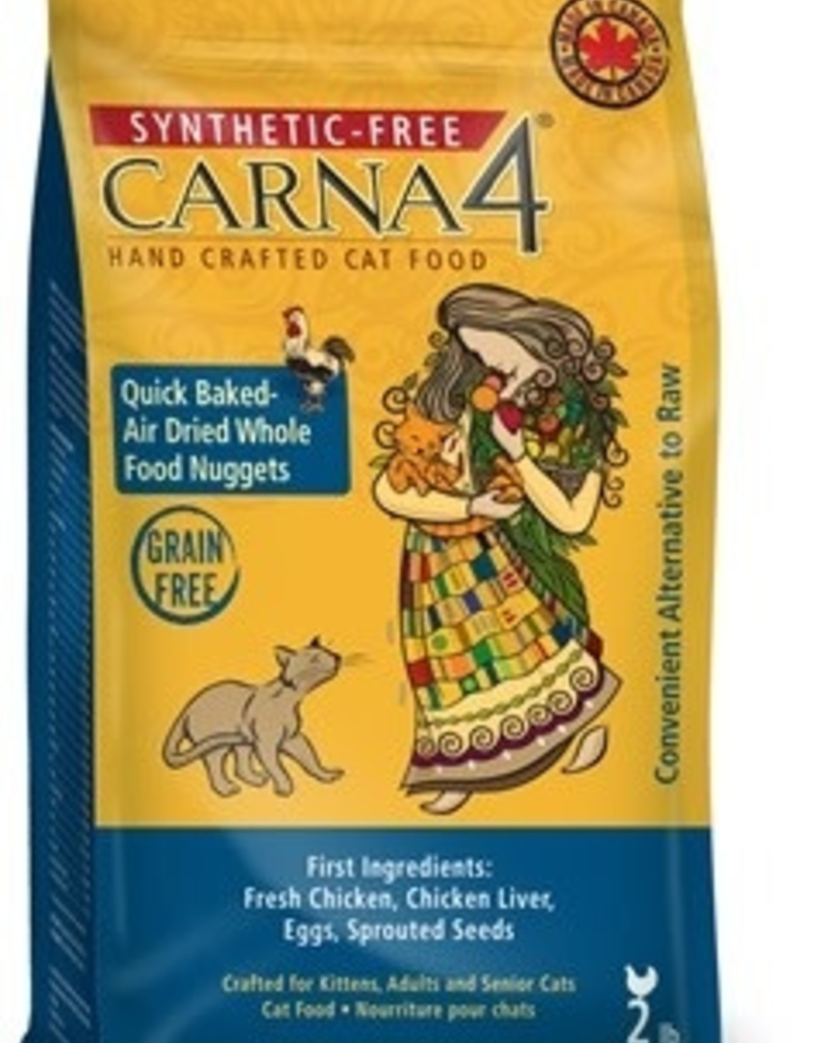 Carna4 Carna4 Cat Dry