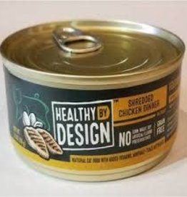 Healthy By Design Healthy By Design Cat Food Wet -ALL FORMULAS