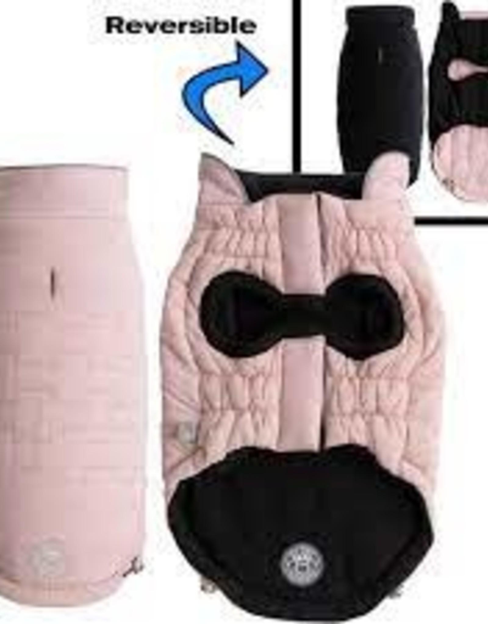 GF PETS GF Pet Reversible Chalet Jacket Pink Small