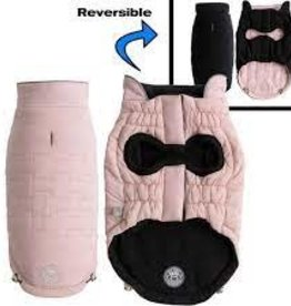GF PETS GF Pet Reversible Chalet Jacket Pink Small