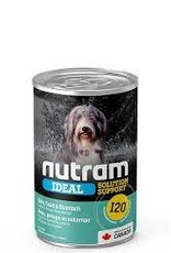 Nutram Nutram I20 Sensitive Skin Coat and Stomach Can 369 g