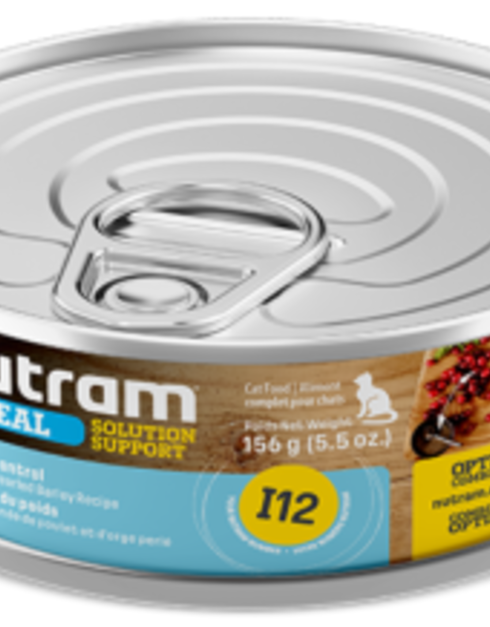 Nutram Nutram I12 Cat  Weight Control  156g