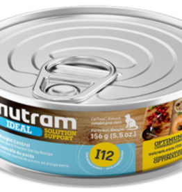 Nutram Nutram I12 Cat  Weight Control  156g