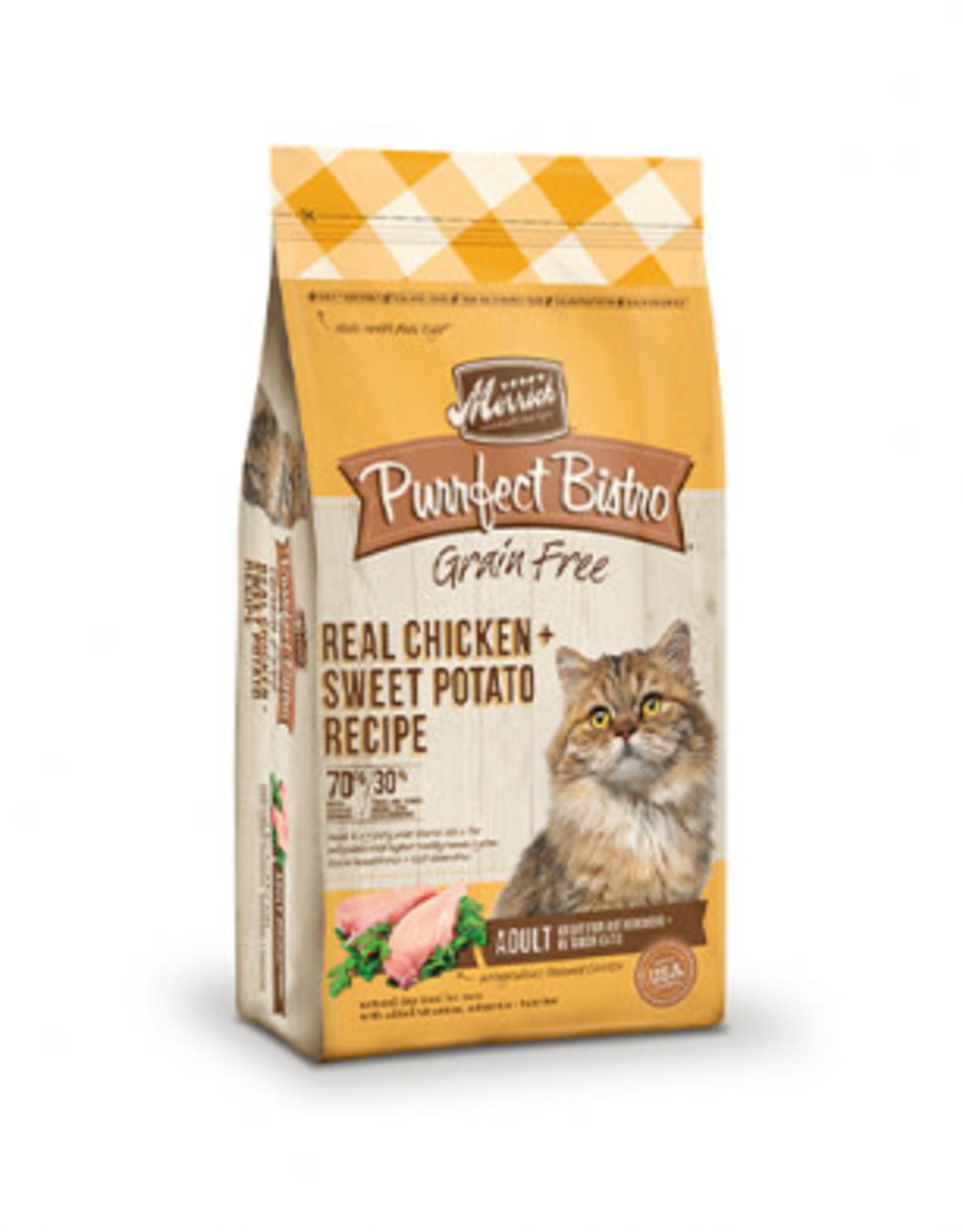 Merrick Merrick Purrfect Bistro Grain Free Adult Cat 4 LB